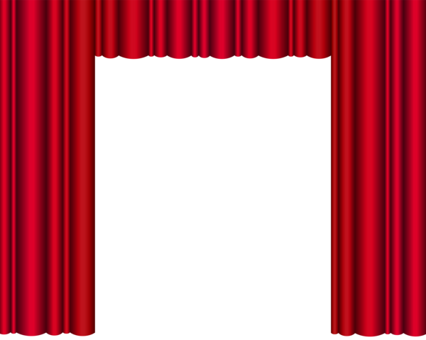 Red Theater Curtains Transparent Png Clip Art Image Clip Art Art Images Theatre Curtains