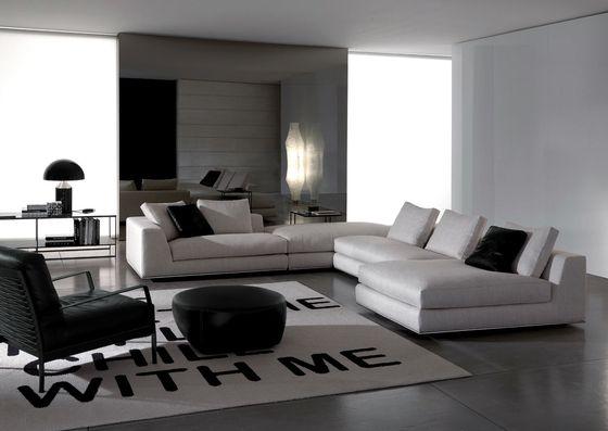Wonderful Sofas | Seating | Hamilton Sofa | Minotti | Rodolfo Dordoni. Check It Out On