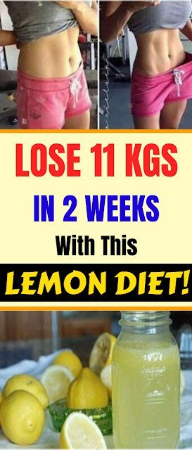 Loseweightquick Lose 11 kgs In 2 Weeks With This Lemon Diet