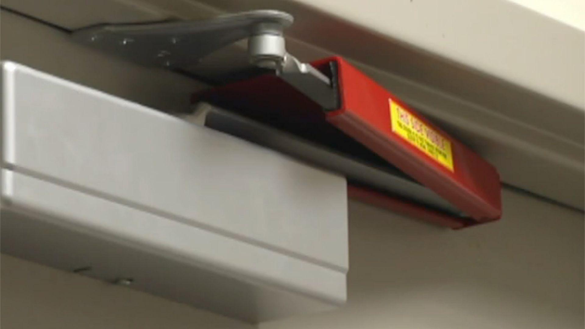 Teacher Invents Emergency School Door Lock | Teaching