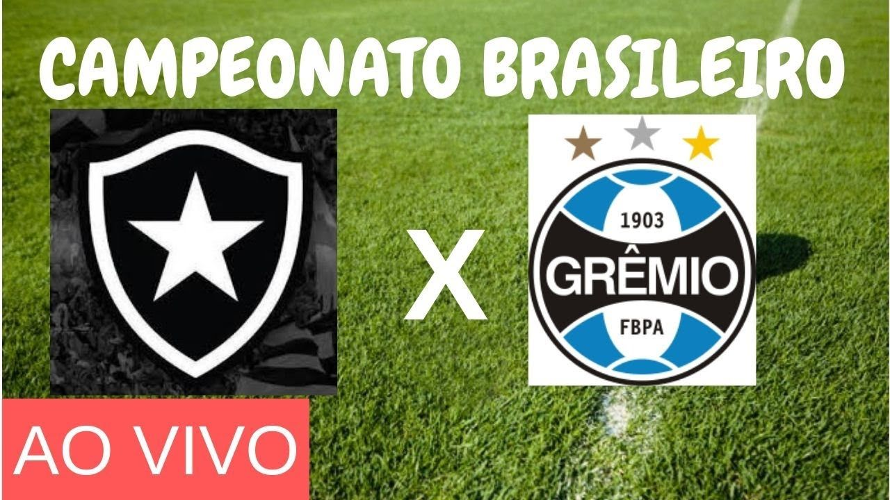 Assistir Botafogo X Gremio 12 06 19 Ao Vivo Gratis Campeonato