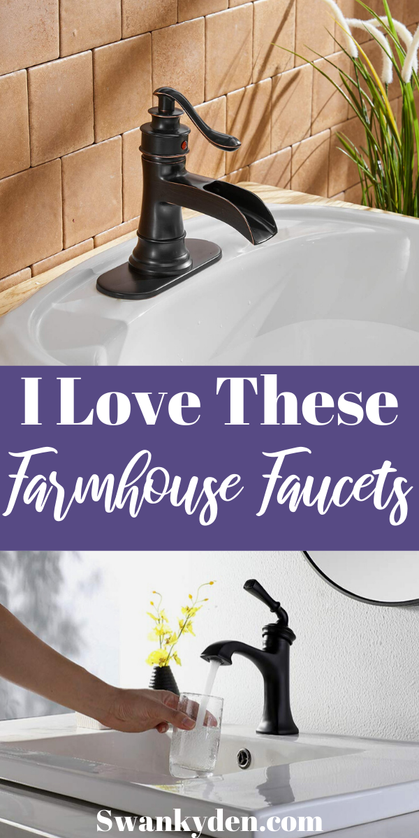 Photo of Perfect farmhouse bathroom fixtures for a country house – SwankyDen.com