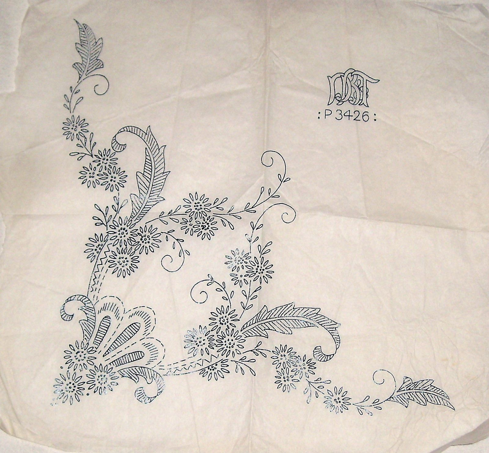 Vintage boynton embroidery transfer dandelion flowers ornate vintage boynton embroidery transfer dandelion flowers ornate jacobean spray in crafts embroidery patterns bankloansurffo Gallery