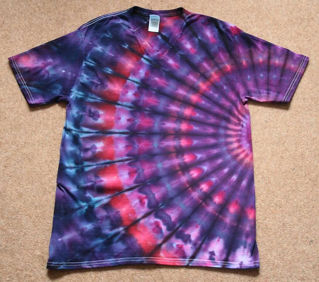 Audacious Tie Dyes Tie Dye Dip Dye Ombre Shibori