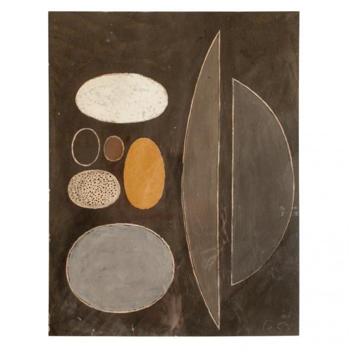 Bauhaus...  via Remodelista-Weinberg-Modern-2Michaels-Richard-Filipowski-Abstract-Study