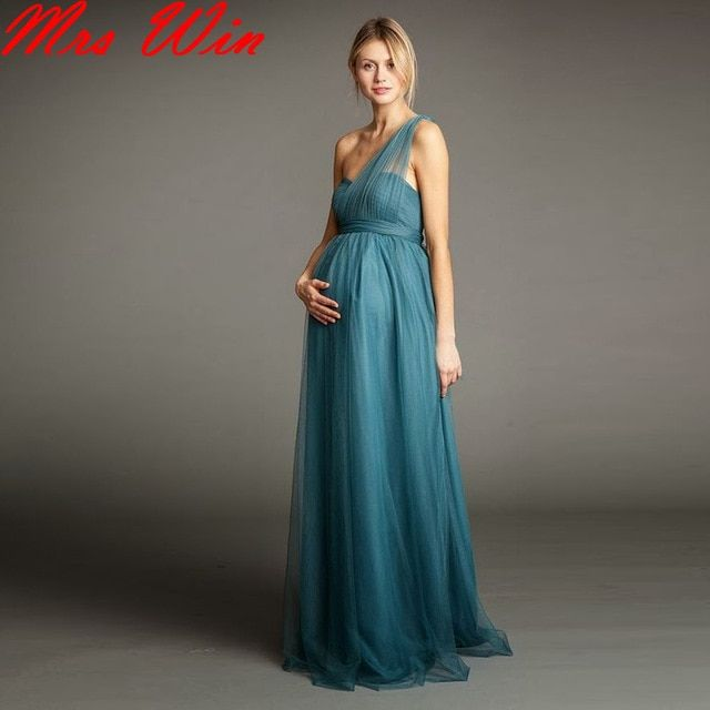 090c3087a9e Empire Waist Maternity Dress with Straps Style F19278