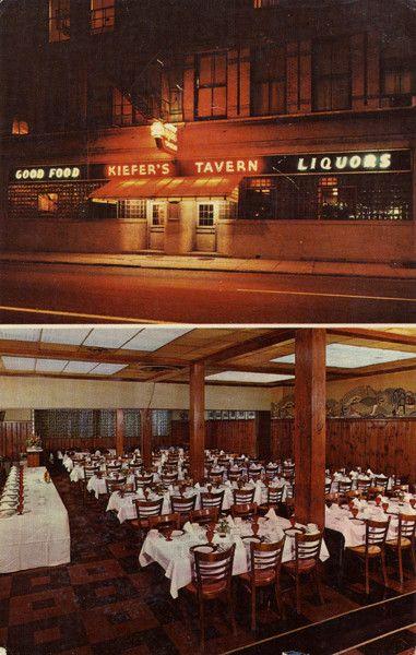 Cleveland ohio restaurant swinging doors