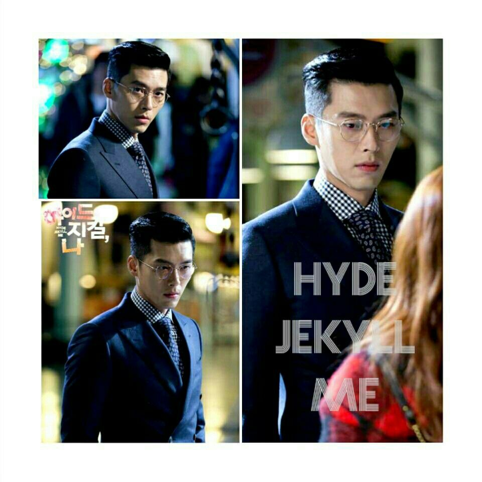 Hyde,Jekyll,Me starring Hyun Bin and Han Ji Min