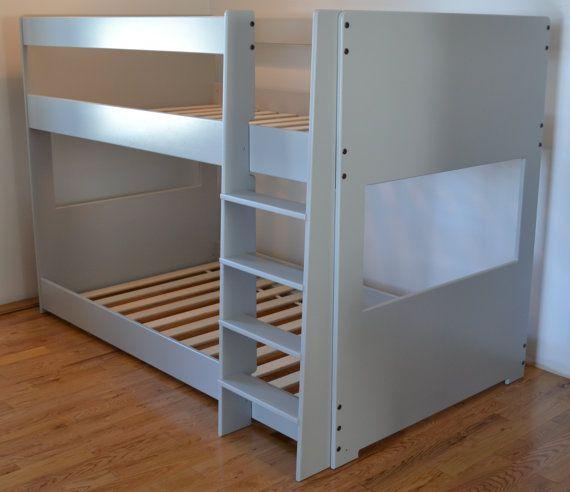 Bunk Beds For 10 Inch Thick Mattresses Bunk Beds Modern Bunk Beds Kids Bunk Beds