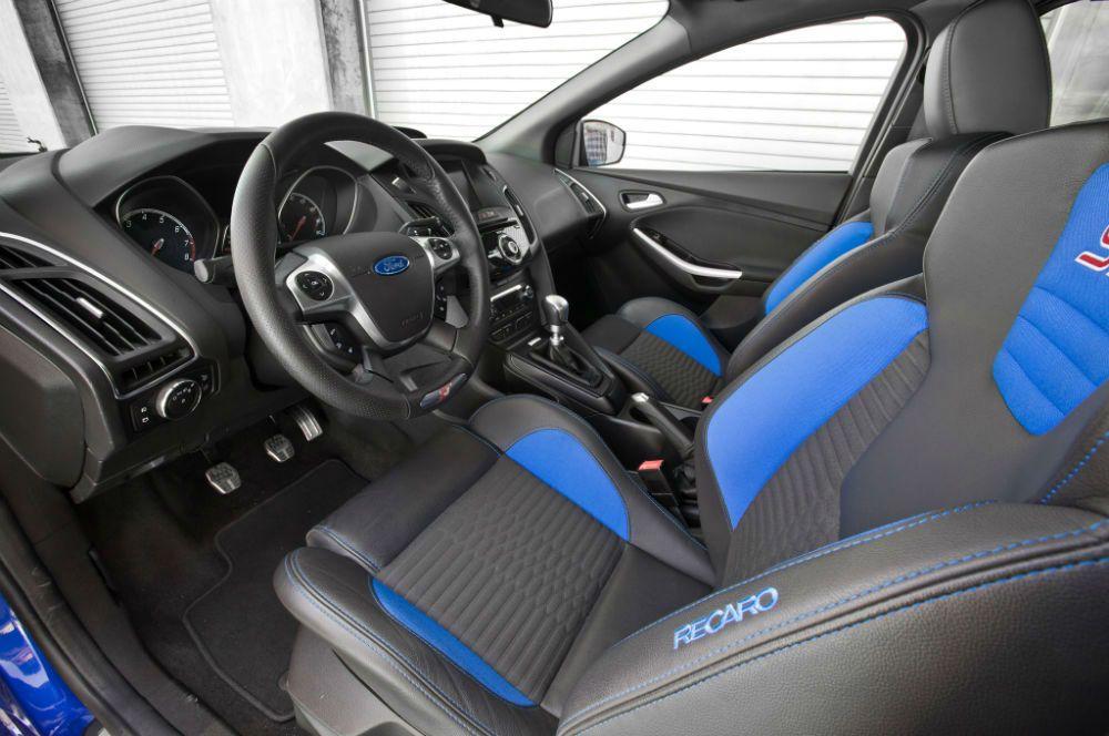 2014 ford focus st interior - Ford Focus St 2015 Blue