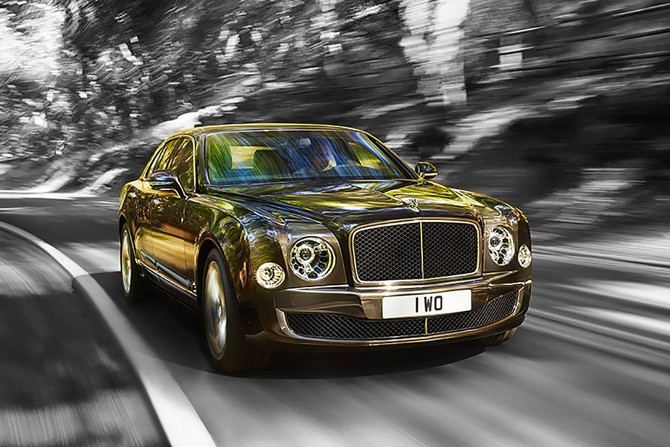 фото bentley mulsanne speed 2015