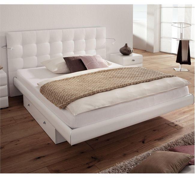 cabecera inspiración ideas blancas   room♡   Pinterest   Cabecera ...