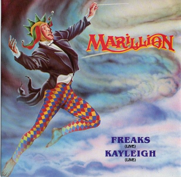Marillion Freaks Jester Harlequin Fish Pinterest