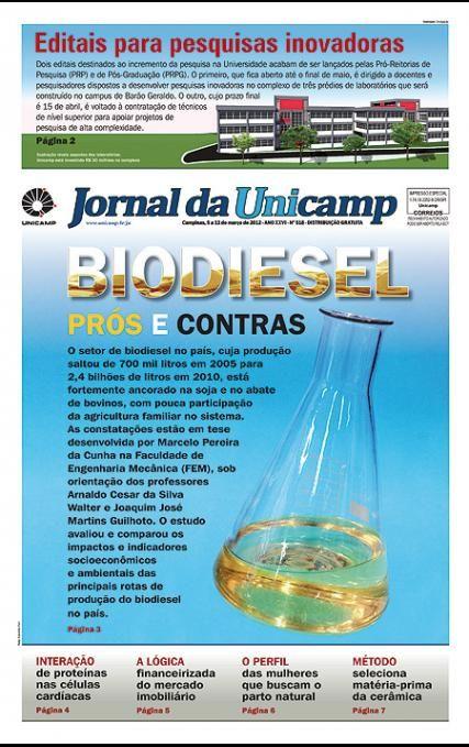 Biodiesel - Prós e Contras