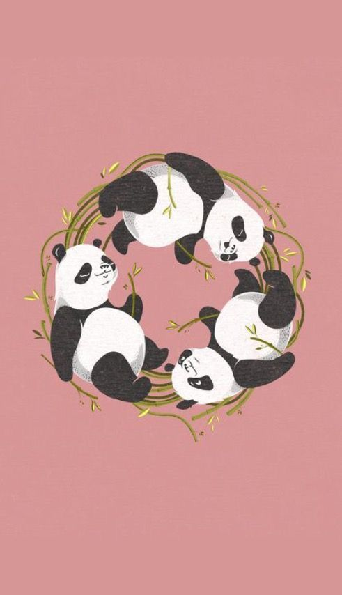 Panda Animal Illustrations Art Sketches Phone Wallpapers Pandas Artsy Fartsy Naruto Ideas Doodles