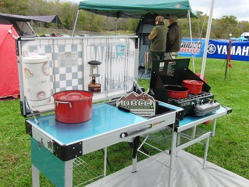 coleman camp kitchen with sink we use this camp kitchen when we tent camp it has a 8243