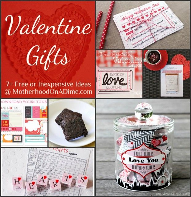 free valentine gifts inexpensive homemade valentine gifts