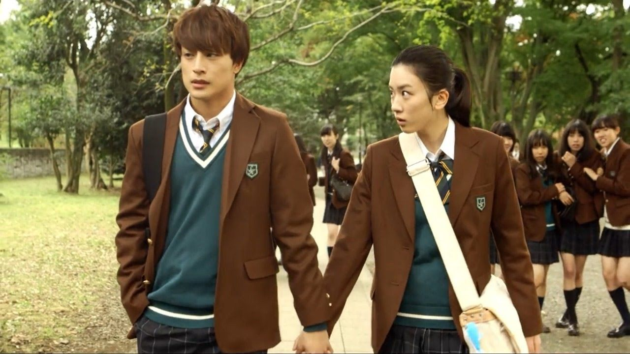 [NEW!! 2017] Upcoming High School/Romance Japanese Movies ...