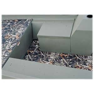 Styx River Camo Neo-Mats for Tracker Grizzly 1648 MVX SC Jon