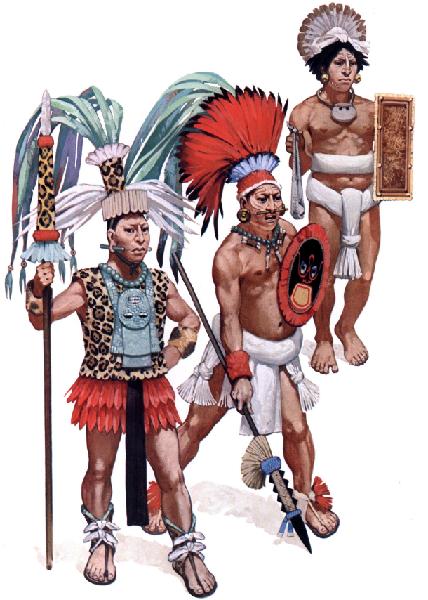 Mayas Angus Mcbride Warriors Illustration Aztec Warrior Historical Warriors