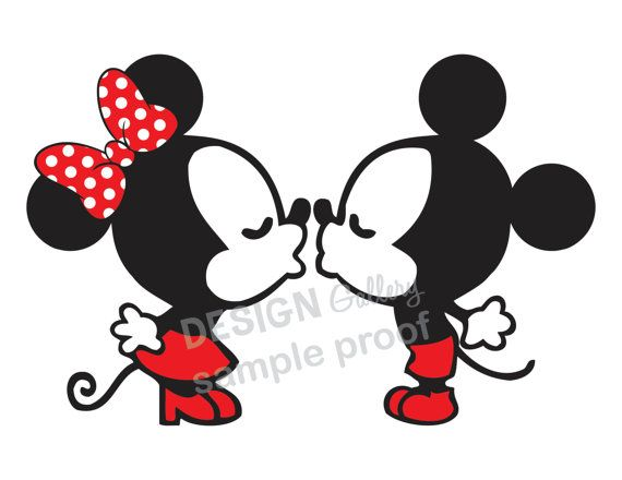 Miki Maus Buscar Con Google: Mickey Y Minnie Love Tumblr Dibujos
