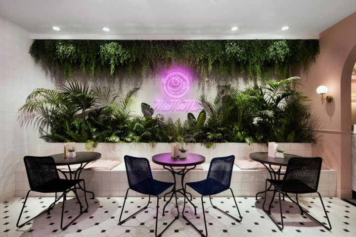 Mememi Cafe By Design Bono Seoul South Korea Retail Design Blog Cafe Interior Design Cafe Design Cool Cafe