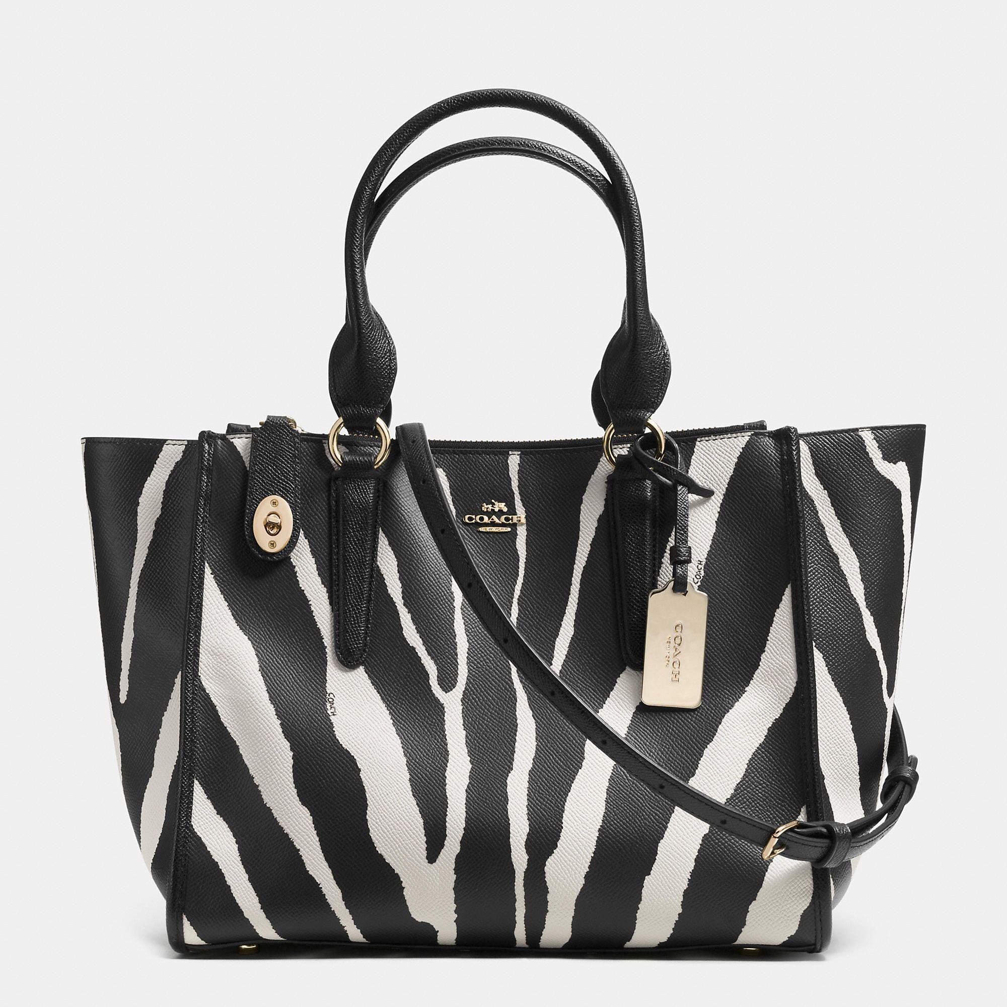 Zebra Print Designer Handbags - HandBags 2018
