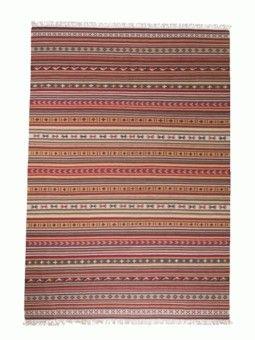 קטרופ שטיח באריגה שטוחה 240 170 אדום צבעוני
