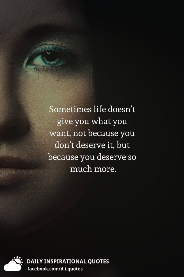 """""""The Hardest Choice In Life Is Between What You Want And ... 