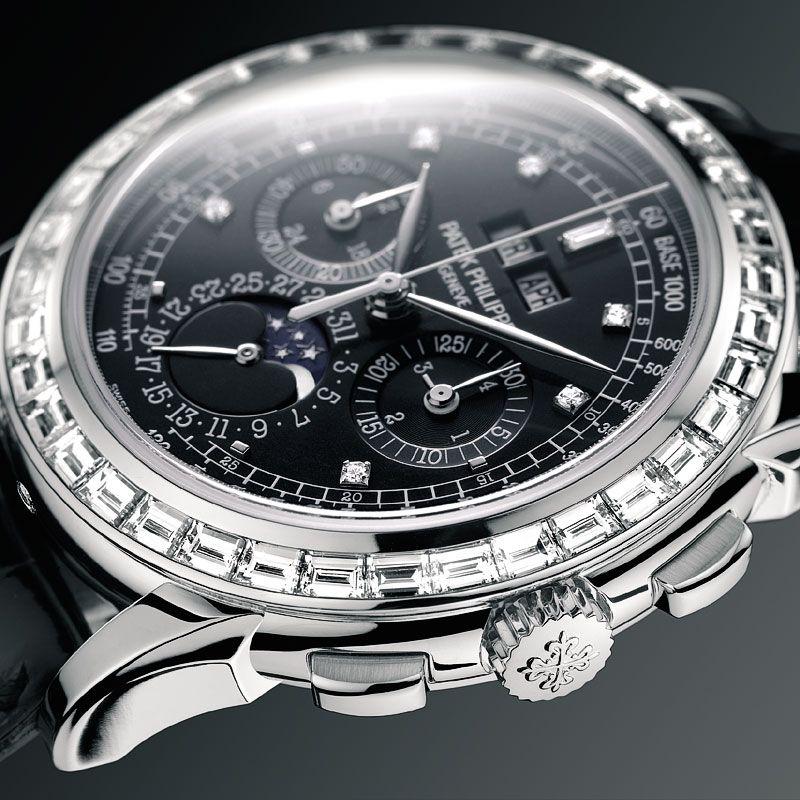 42738a99066 Relógios masculinos · Patek Philippe Chronograph perpetual calendar