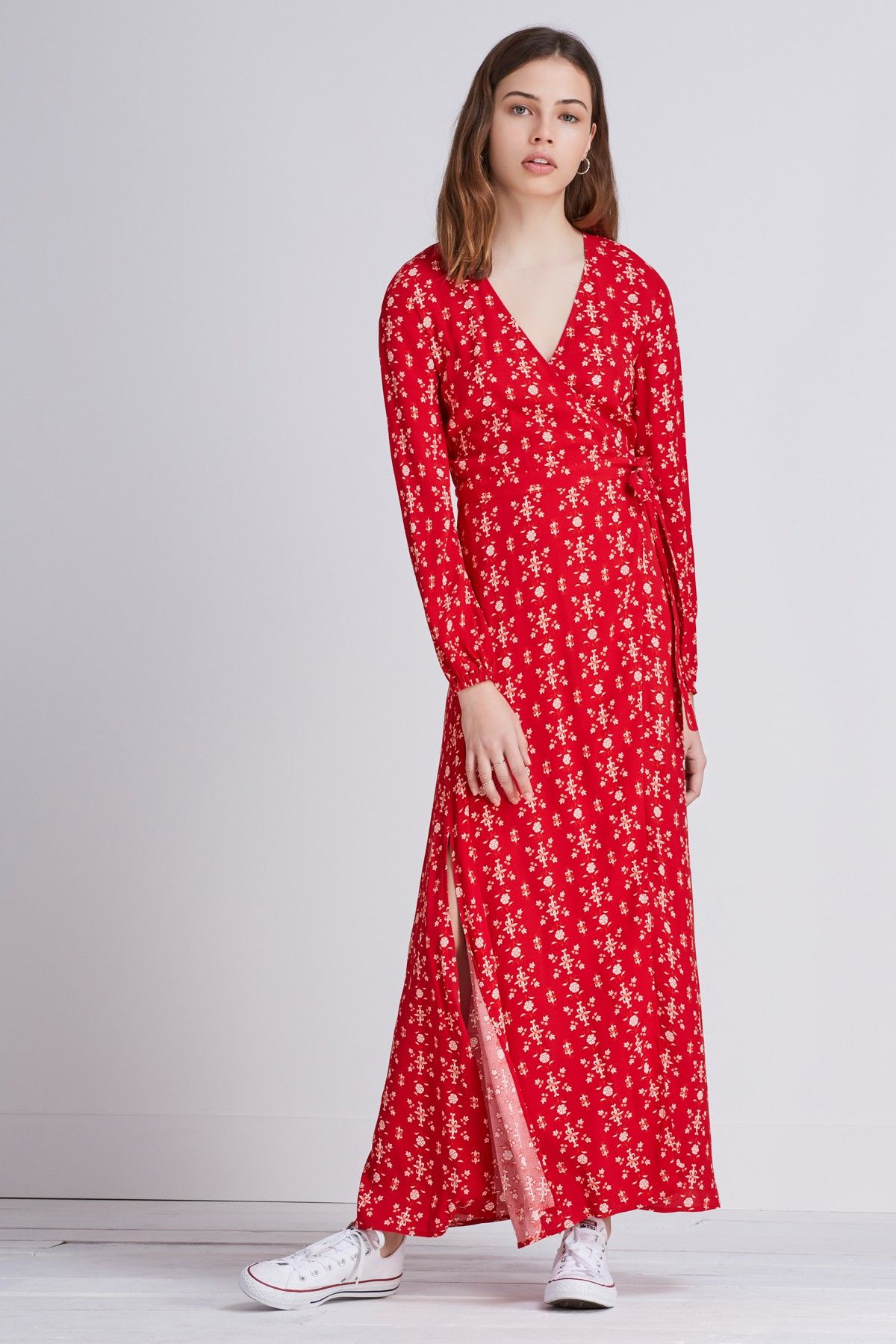 The fifth return to paradise long sleeve dress new arrivals