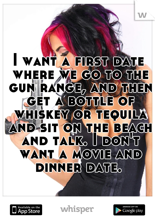 Where To Go With A Girl On A First Date