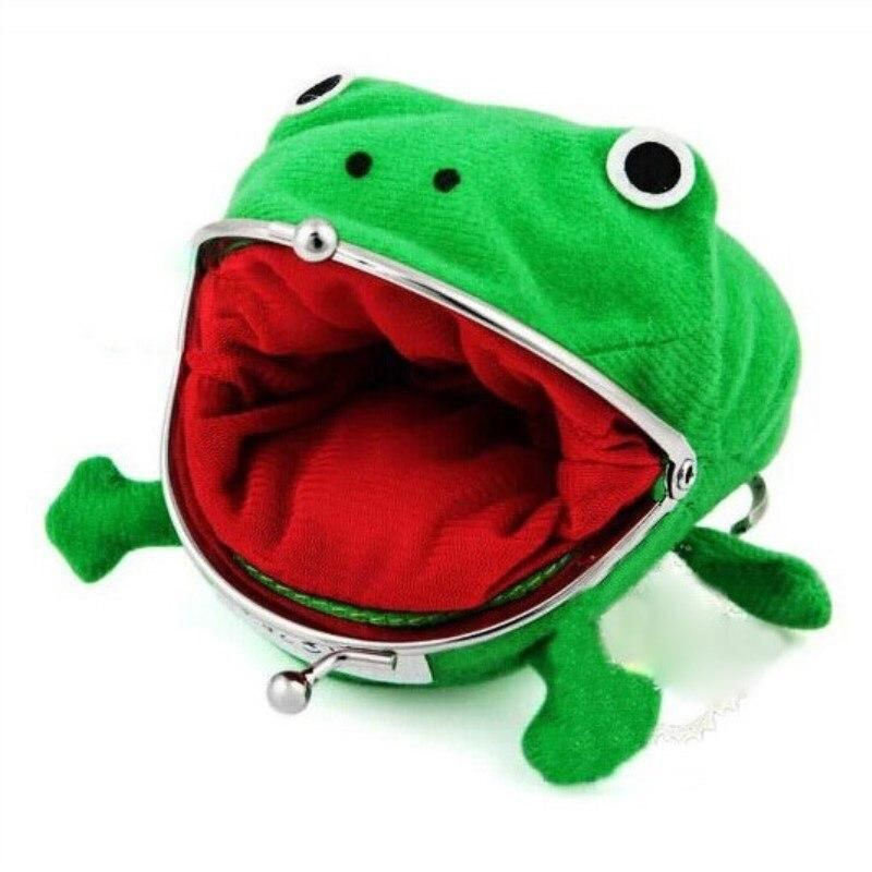 Photo of Anime Frog Wallet Coin Holder