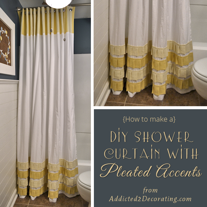 Bathroom Makeover Day 19 & 20: How To Make An Extra Long Shower ...