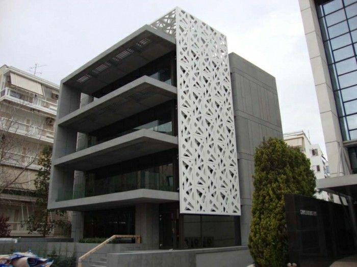 56 ausgefallene Ideen fu00fcr moderne Fassaden! kreative - wandgestaltung im badezimmer