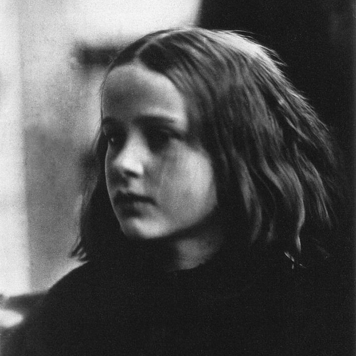 'Annie, my first success' by Julia Margaret Cameron, 1864