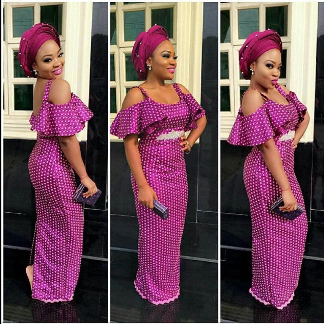 There are many ways to get ourselves beautified in the same way as an Asoebi style, Even if you are thinking of what to make and execute bearing in mind an Nigerian Yoruba dress styles. Asoebi style|aso ebi style|Nigerian Yoruba dress styles|latest asoebi styles} for weekends arrive in many patterns and designs. #nigeriandressstyles