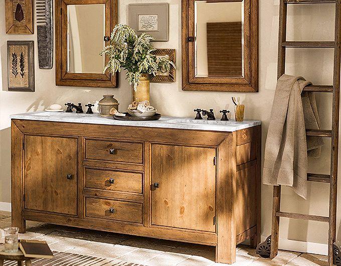 50 Bathroom Vanity Ideas Ingeniously Prettify You And Your Bathroom Bagno Tradizionale Bagno Rimodellare Idee Per Il Bagno