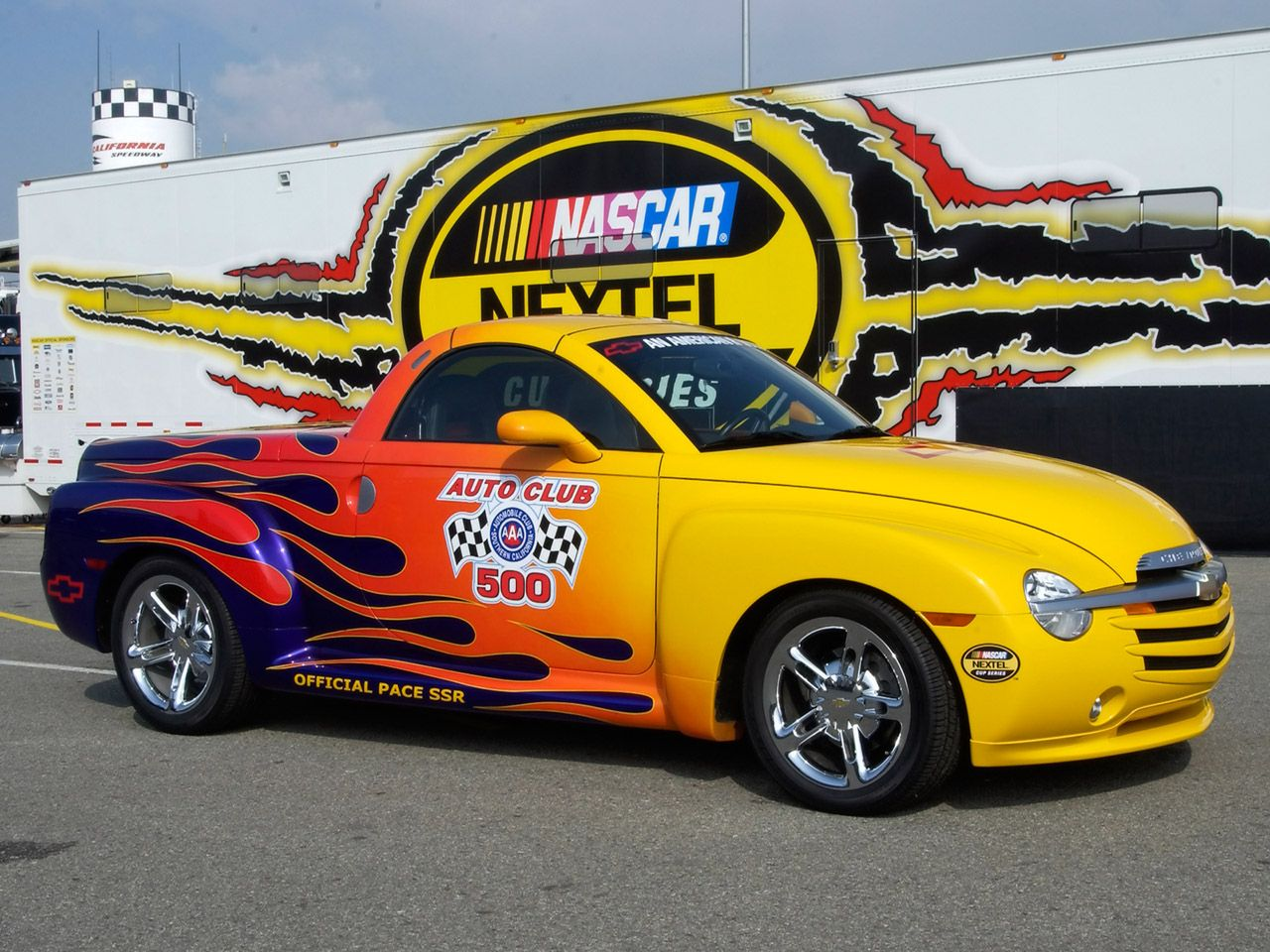 2005 Chevrolet Ssr Pace Vehicle Chevrolet Ssr Classic Cars