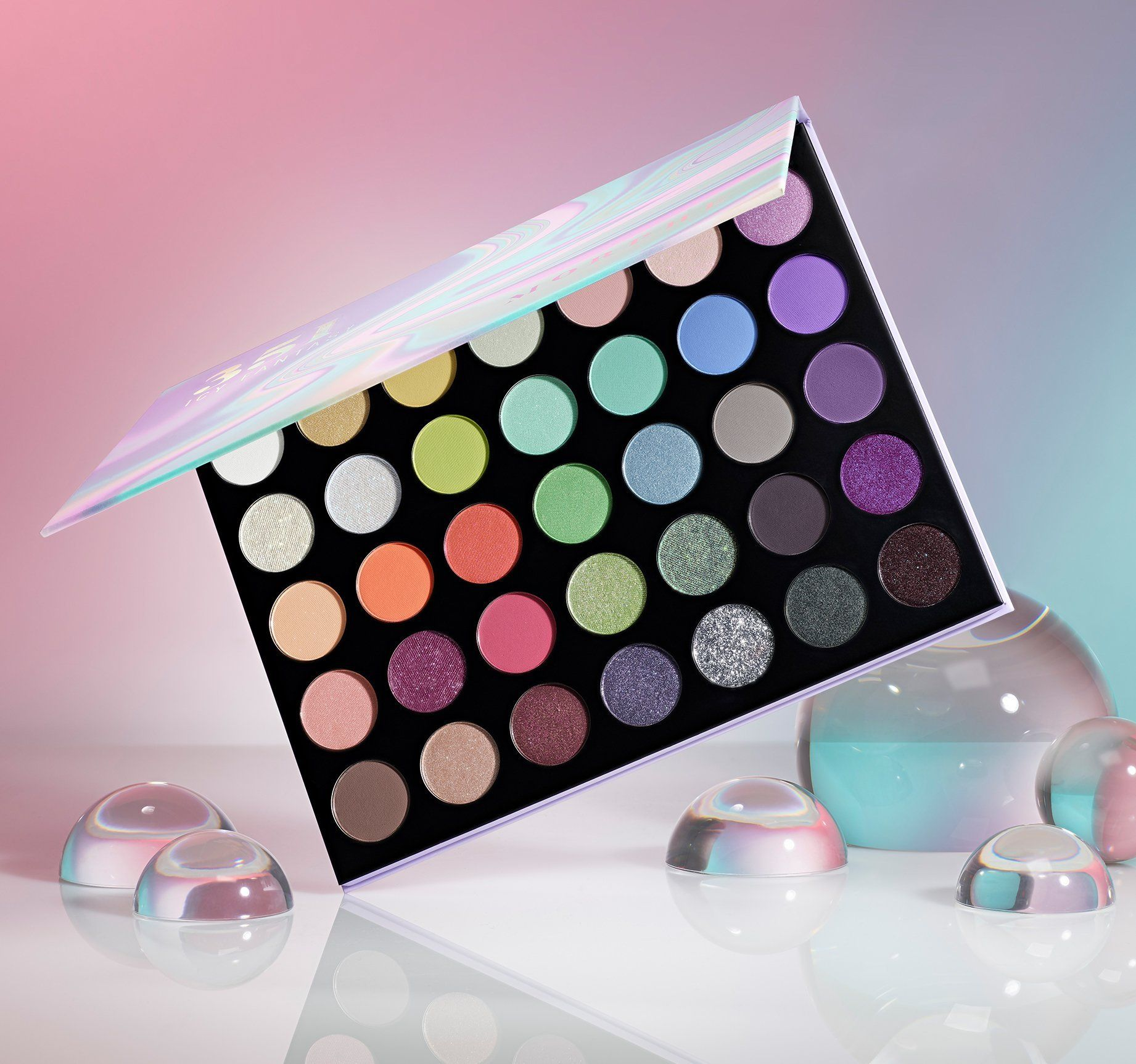 Morphe 35I Icy Fantasy Artistry Palette, Multicolor in