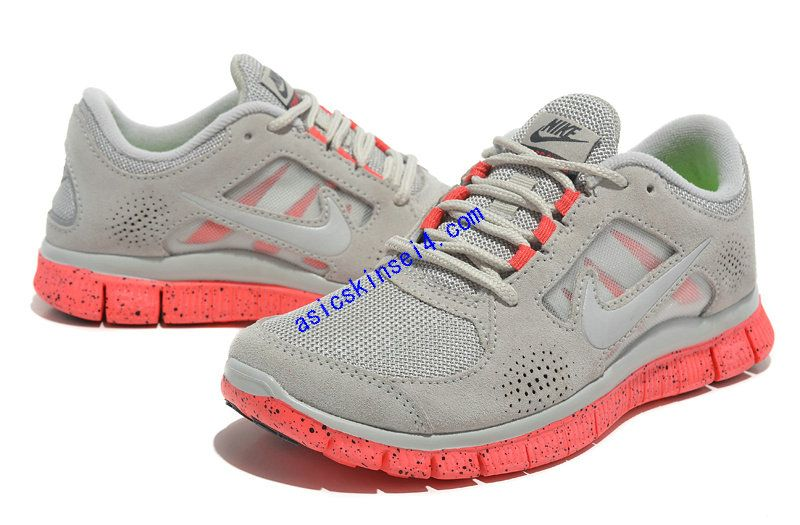 timeless design 09ecf d21c3 ... sweden hot punch nikes neon pink free run 3 suede wolf grey neon pink  cb606 a83e1