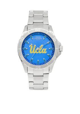 Jack Mason  Mens UCLA Sport Bracelet Team Color Dial Watch