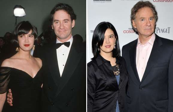Kevin kline and phoebe cates married since 1989 kevin for Phoebe cates still married kevin kline
