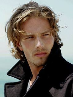 Handsome French Male Models French Dancer Actor And