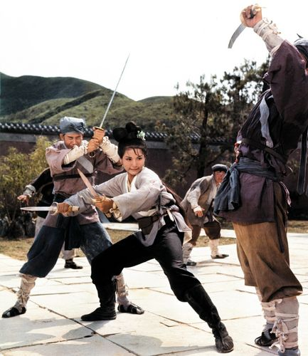 The Ninja A Go Go The Incredible Cheng Pei Pei Come Drink With Me Martial Arts Film Martial Arts Movies Martial Arts Actor