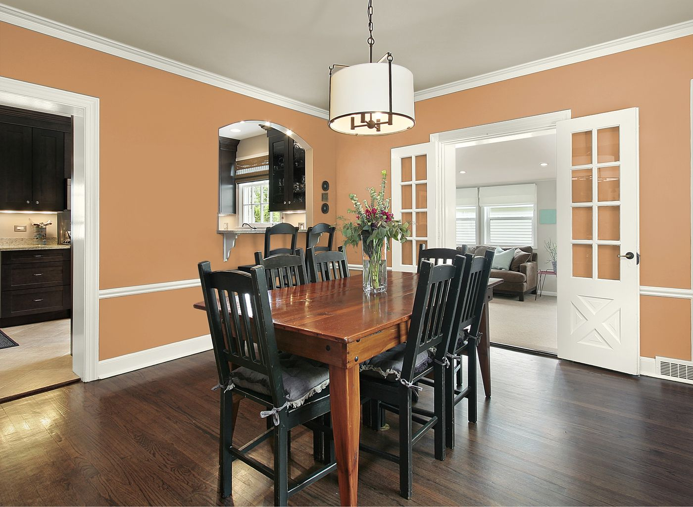 kitchen dining room paint colors portable cabinet maplewood trail color 2 currently cate