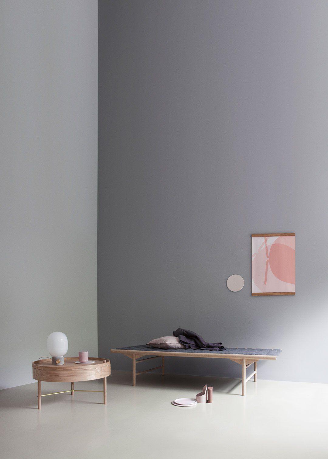 Menu Scandinavian Daybed Concrete Table Lamp Interior Furniture Jwda Lamp