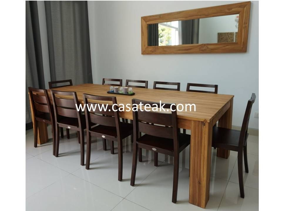 Extendable Round Dining Table Malaysia
