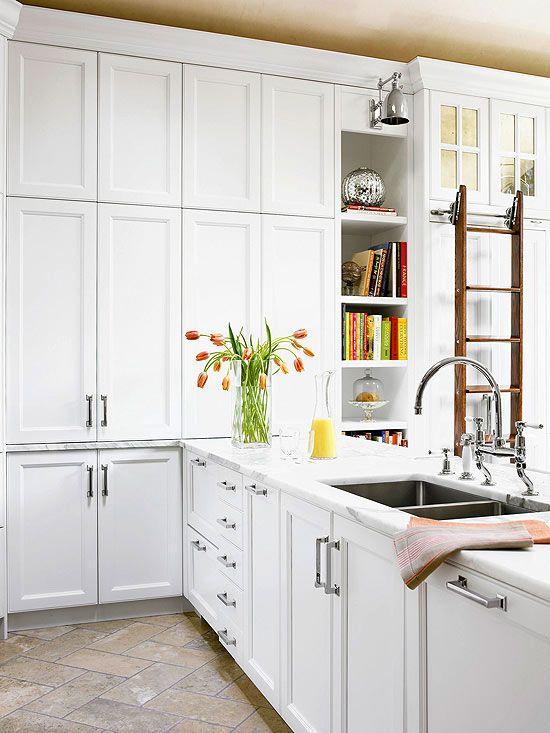 Best Beyond Basic White Kitchen Kitchen Cabinet Styles 640 x 480