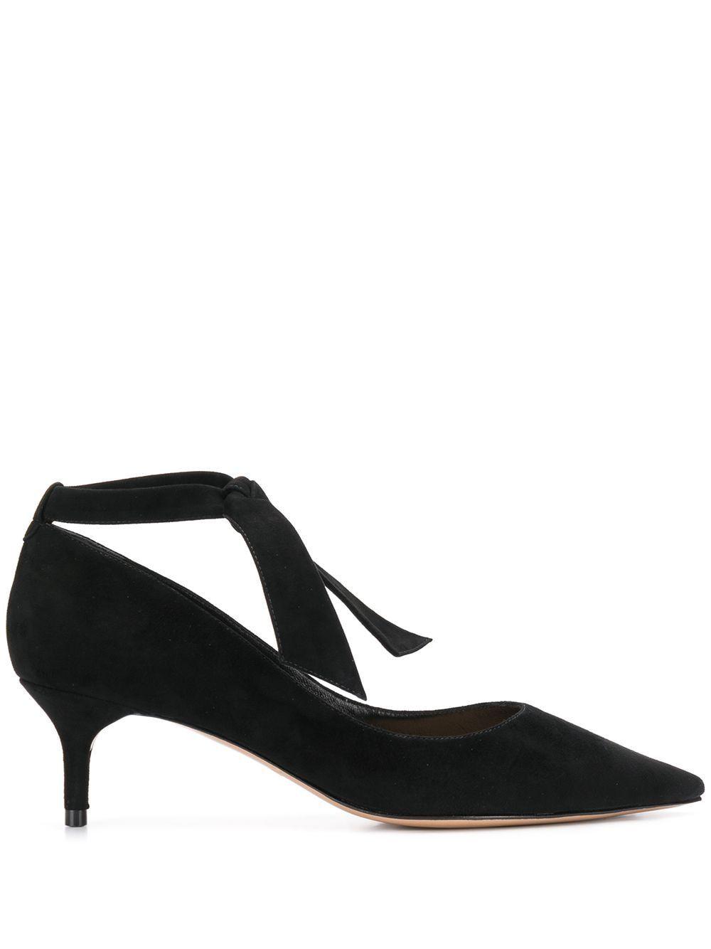 Alexandre Birman Clarita 600mm Heel Pumps Black In 2020 Pumps Heels Black Pumps Heels Heels